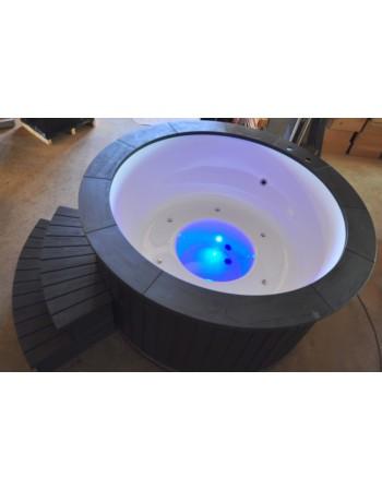 Vasca da bagno in vetroresina 2 m. Modello base