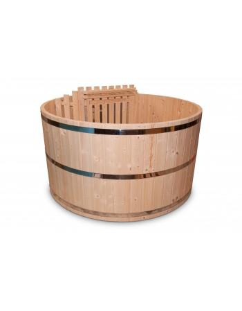 Modello BASE hot tub di abete roso Ecologico