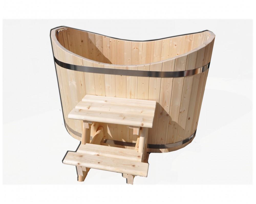 legno Ofuro Giapponese vasca da bagno