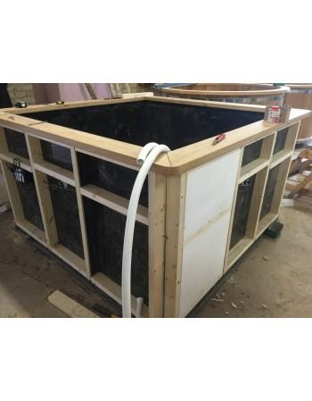 Isolamento termico del fondo